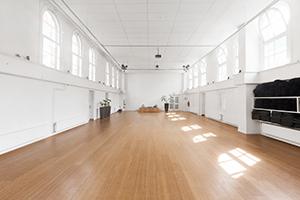 Studio 1 De Nieuwe Yogaschool